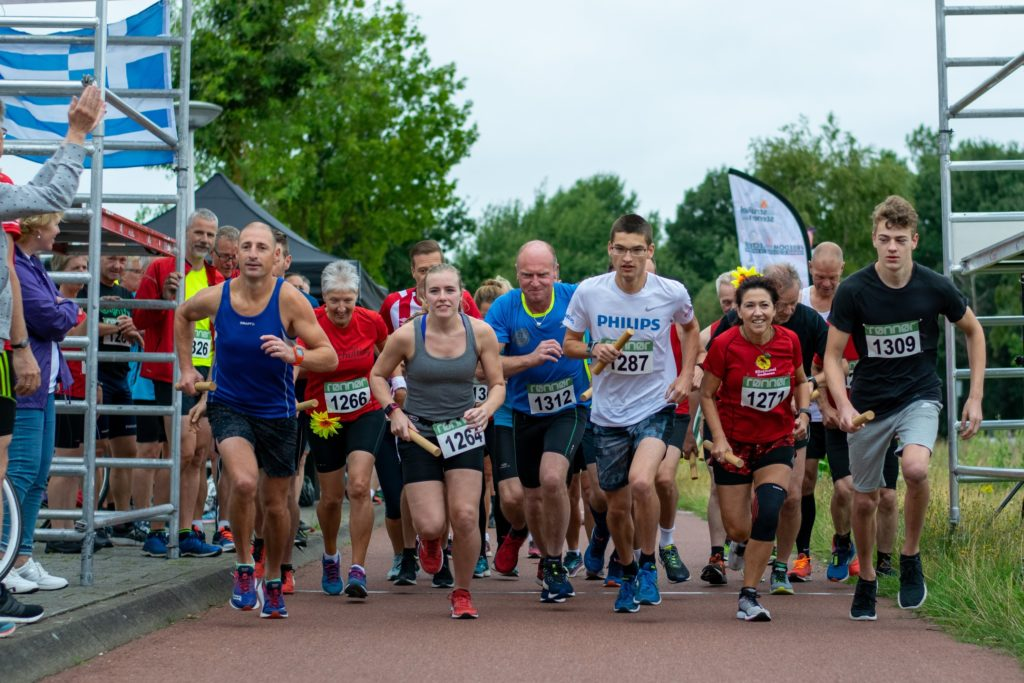 Start Marathon Estafette 2019